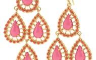 Seychelles Chandelier - Pink