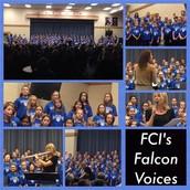 Falcon Voices