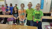 Practicing roles and norms with spaghetti and marshmallows