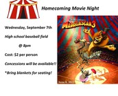 Don't miss Movie Night!