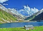 4. Saif-Ul-Malook Lake, Pakistan