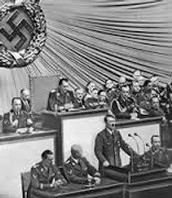 Germany invaded Poland and Britain declare war on Germany