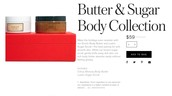 Butter & Sugar Body Collection