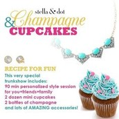 Cupcakes & Champagne Trunk Show Giveaway!