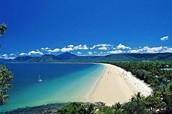 You will stay in Port Douglas, Australia.