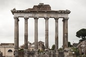 About the Temple of Saturn