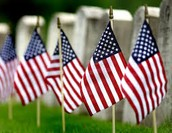 Monday - 5/30 Memorial Day Holiday