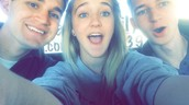 Decker, Me and Caleb