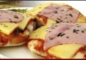 Pizzetas a la Napolitana