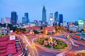 Picture of Ho chi Minh City