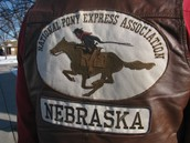 """We are partnering with the Pony Express riders to """"brand"""" your Christmas cards. Deliver your USPS stamped and addressed cards from Monday, November 30-Friday, December 11th to WPL. The Pony Express riders will deliver the cards to Gothenburg on Saturday, December 12 via horseback.  Stop by and see them in action on December 12 at 10am at Wilson Public Library.  Santa will also be in the house from 10:30-12:30!"""