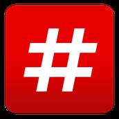 ...using Hashtags