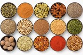 SPICES FROM INDIA!