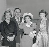 Walt with family