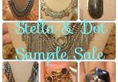 Exclusive LAST CHANCE Sample Sale