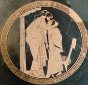 Aquiles y Briseida
