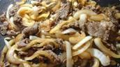 Organic Seasoned Beef