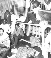 Segregation:  Time of seperation and violence