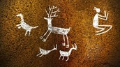 A Cave painting another way to communicate