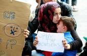 Syrian Refugees in Budapest in September