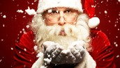 you better be good Christmas is coming santas watching