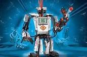 EV3 Robotics Sensing Our World