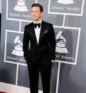 Justin Timberlake at the Grammy Awards!