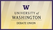 2016 UW Intramural Debate Tournament
