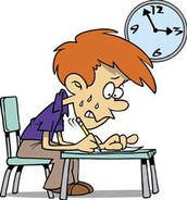 Upcoming Assessments: