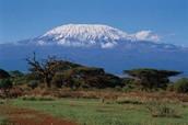 Mount Kilomanjaro