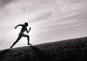 Yo corro cada dia