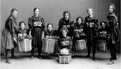 Smith's College's Class Of 1902 Women's Basketball Team