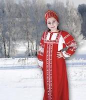 Women's Russian Clothing