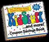 KidStuff Coupon Books