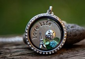Every locket tells a story...what's yours?