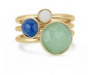 Florence Stack Rings Size 6 $20