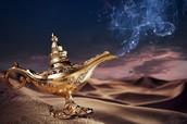Aladdin Under the Stars