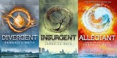 Divergent triology.