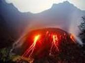 Dome volcanoes