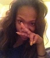 i love taking selfie & posting on instagram , facebook & twitter.