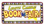 It's time to start getting excited about book fair!!!  Feb. 11- Feb. 19!