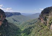 Where is the Greater Blue Mountains located?