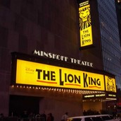 Lion King on Broadway (A show)