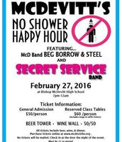 Secret Service and McD Band BEG BORROW &STEEL