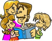 Like to read together