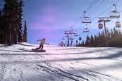 Snowboard of Ski