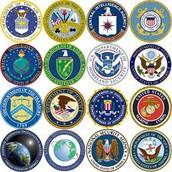 15 Executive Departments
