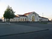 Залізнийчний вокзал