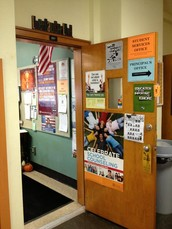 CHS Student Services Office