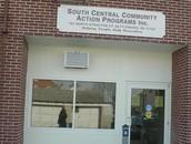 SCCAP, Inc. volunteering